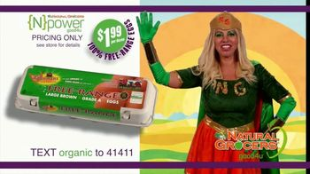 Natural Grocers TV Spot, 'Free-Range Eggs' - Thumbnail 7