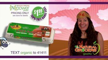Natural Grocers TV Spot, 'Free-Range Eggs' - Thumbnail 8