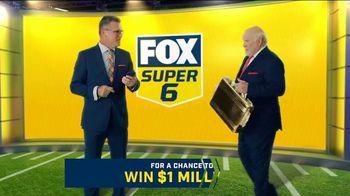 FOX Sports Super 6 TV Spot, 'Win $1 Million of Terry's Money' Featuring Terry Bradshaw, Howie Long - Thumbnail 2