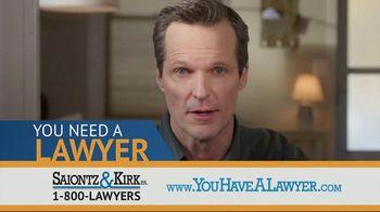 Saiontz & Kirk, P.A. TV Spot, 'Medical Malpractice and Nursing Home Neglect'