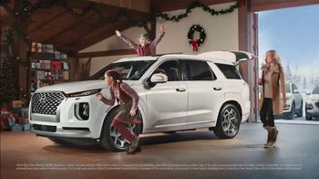 Hyundai Holidays Sales Event TV Spot, 'Elves' [T2] - 822 commercial airings