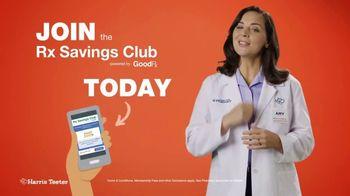 Harris Teeter Rx Savings Club TV Spot, 'January' - Thumbnail 10