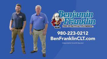 Benjamin Franklin Plumbing TV Spot, 'Home Plumbing Project Gone Wrong' - Thumbnail 10
