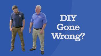 Benjamin Franklin Plumbing TV Spot, 'Home Plumbing Project Gone Wrong' - Thumbnail 2