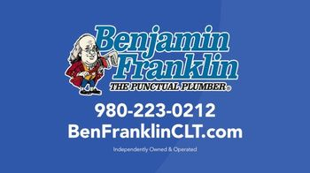 Benjamin Franklin Plumbing TV Spot, 'Home Plumbing Project Gone Wrong' - Thumbnail 7
