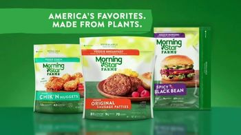 Morningstar Farms TV Spot, 'Made From Plants 'Kid Approved: Incogmeato' - Thumbnail 8