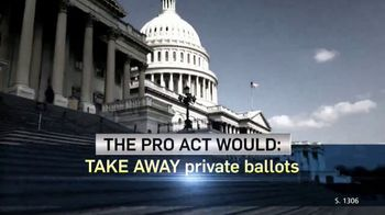 U.S. Chamber of Commerce TV Spot, 'Stop the Pro Act' - Thumbnail 2