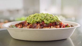 Chipotle Mexican Grill TV Spot, 'Cauliflower Rice' - Thumbnail 2