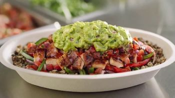 Chipotle Mexican Grill TV Spot, 'Cauliflower Rice' - Thumbnail 3