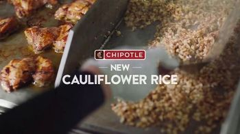 Chipotle Mexican Grill TV Spot, 'Cauliflower Rice'