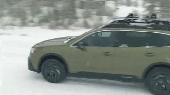 2021 Subaru Outback TV Spot, 'Best Winter Ever: Outback' [T2] - Thumbnail 9