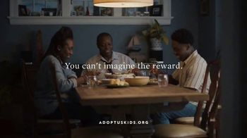 Adopt US Kids TV Spot, 'Dinner'