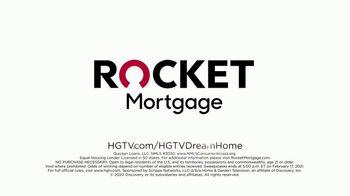 Rocket Mortgage TV Spot, 'HGTV: Dream Home' - Thumbnail 9