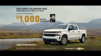2021 Chevrolet Silverado TV Spot, 'New Year's: Just Better: Home Sweet Home' [T2] - Thumbnail 6