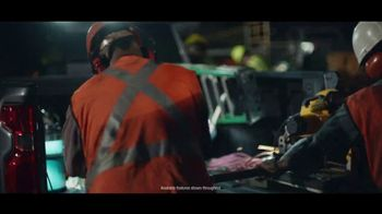 2021 Chevrolet Silverado TV Spot, 'New Year's: Just Better: Home Sweet Home' [T2] - Thumbnail 2