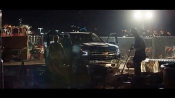 2021 Chevrolet Silverado TV Spot, \'New Year\'s: Just Better: Home Sweet Home\' [T2]