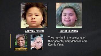National Center for Missing & Exploited Children TV Spot, 'Addyson Gibson and Noelle Johnson' - Thumbnail 5