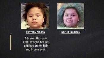 National Center for Missing & Exploited Children TV Spot, 'Addyson Gibson and Noelle Johnson' - Thumbnail 7