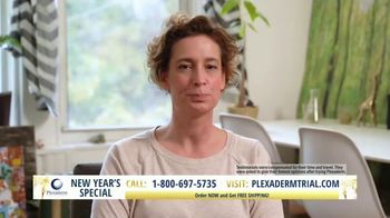 Plexaderm Skincare New Year's Special TV Spot, '10-Minute Challenge: $14.95' - Thumbnail 7