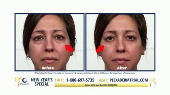 Plexaderm Skincare New Year's Special TV Spot, '10-Minute Challenge: $14.95' - Thumbnail 9