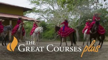 The Great Courses Plus TV Spot, \'Pursue Your Passion\'