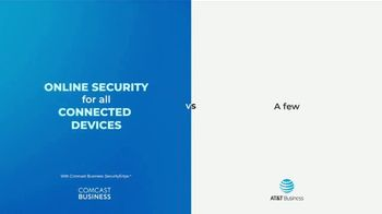 Comcast Business TV Spot, 'Don't Settle for AT&T Business' - Thumbnail 2