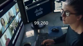 Cisco TV Spot, 'The Bridge to Possible: Powering an Inclusive Future for All'