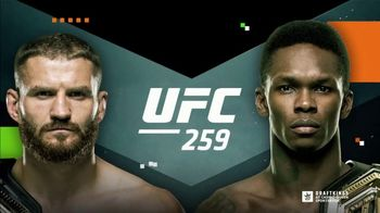 DraftKings at Casino Queen Sportsbook TV Spot, 'UFC 259: Stacks' - Thumbnail 2