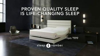 Sleep Number 360 Smart Bed TV Spot, 'Relaxing Weekends' - Thumbnail 9