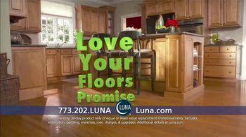 Luna Flooring 70% Off Sale TV Spot, 'Confident' - Thumbnail 5