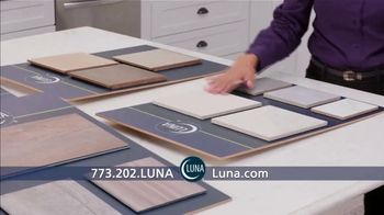 Luna Flooring 70% Off Sale TV Spot, 'Confident' - Thumbnail 7