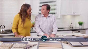 Luna Flooring 70% Off Sale TV Spot, 'Confident' - Thumbnail 8