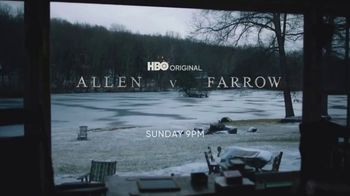 HBO TV Spot, \'Allen v. Farrow\'