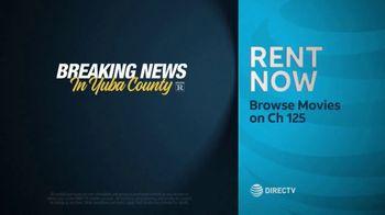DIRECTV Cinema TV Spot, 'Breaking News in Yuba County' - Thumbnail 8