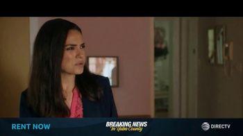 DIRECTV Cinema TV Spot, 'Breaking News in Yuba County' - Thumbnail 1