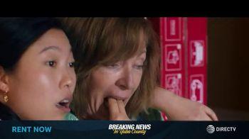 DIRECTV Cinema TV Spot, 'Breaking News in Yuba County' - Thumbnail 5