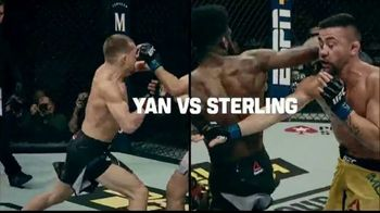 ESPN+ TV Spot, 'UFC 259: Blachowicz vs. Adesanya' Song by Kid Cudi - Thumbnail 6