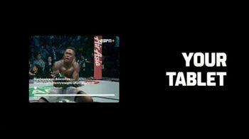 ESPN+ TV Spot, 'UFC 259: Blachowicz vs. Adesanya' Song by Kid Cudi - Thumbnail 8