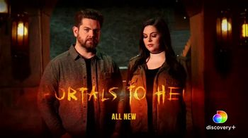 Discovery+ TV Spot, 'Streaming Home of Paranormal: This March' - Thumbnail 6