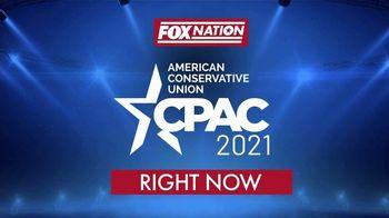 FOX Nation TV Spot, '2021 CPAC' - Thumbnail 8