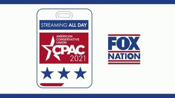 FOX Nation TV Spot, '2021 CPAC' - Thumbnail 1