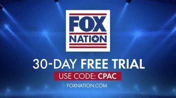FOX Nation TV Spot, '2021 CPAC' - Thumbnail 7
