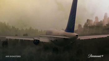 Paramount+ TV Spot, 'Air Disasters' - Thumbnail 1