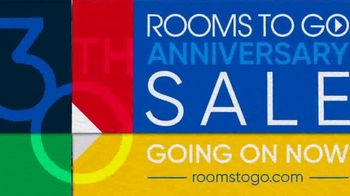 Rooms to Go 30th Anniversary Sale TV Spot, 'You're Invited: Cocktail Table' Song by Junior Senior - Thumbnail 6