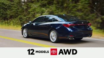 Toyota TV Spot, 'Time to Go: All-Wheel Drive' [T2] - Thumbnail 2