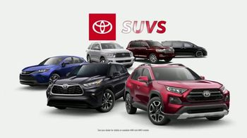 Toyota TV Spot, 'Time to Go: All-Wheel Drive' [T2] - Thumbnail 5