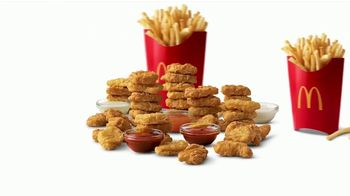 McDonald's Chicken McNuggets Bundle TV Spot, 'The Here Comes