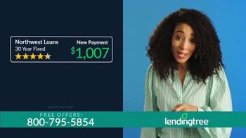 LendingTree TV Spot, 'Rates Have Reached 50 Year Lows'