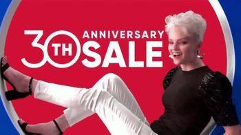 Rooms to Go 30th Anniversary Sale TV Spot, 'Upholstered Bed Sets'
