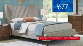 Rooms to Go 30th Anniversary Sale TV Spot, 'Upholstered Bed Sets' - Thumbnail 5